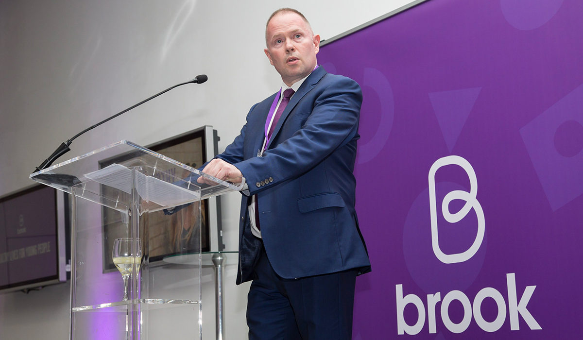 Brook Chair Scott Bennett