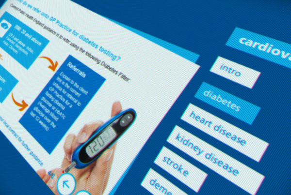 NHS Health Check Mentor - Diabetes