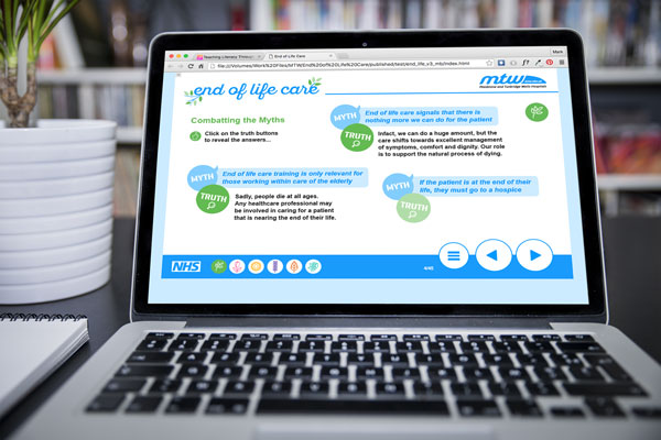 End of Life Care Elearning