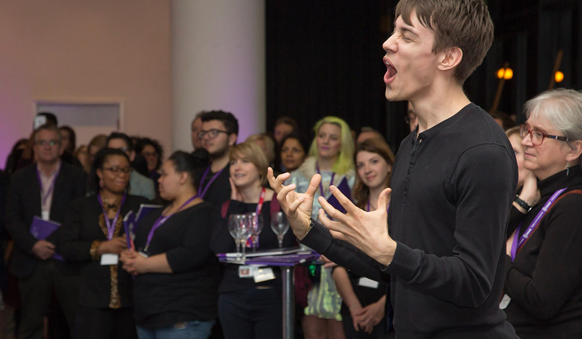 Brook Relaunch London Contemporary Voices Choir