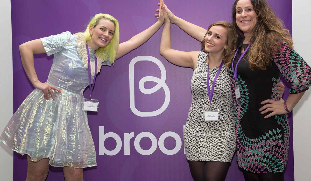 Brook ambassadors