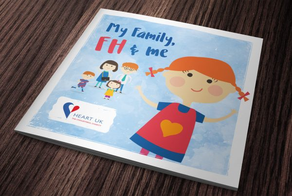 Heart UK – Familial Hypercholesterolaemia (FH) Primary books