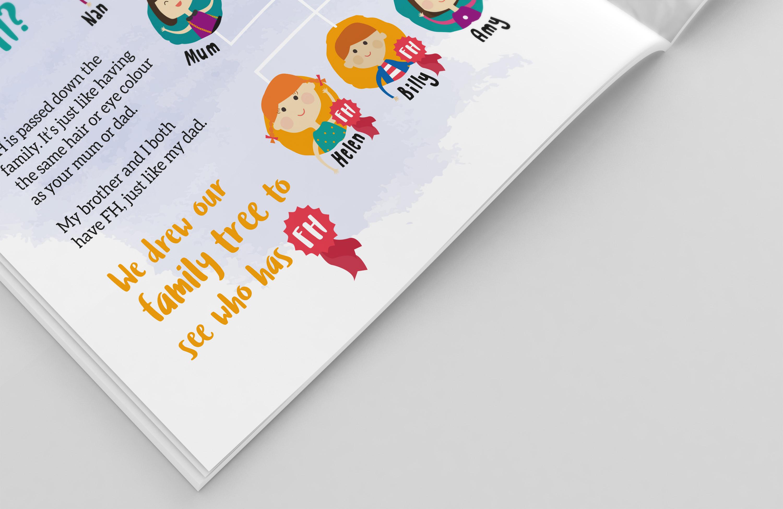 Heart UK – Familial Hypercholesterolaemia (FH) Primary books