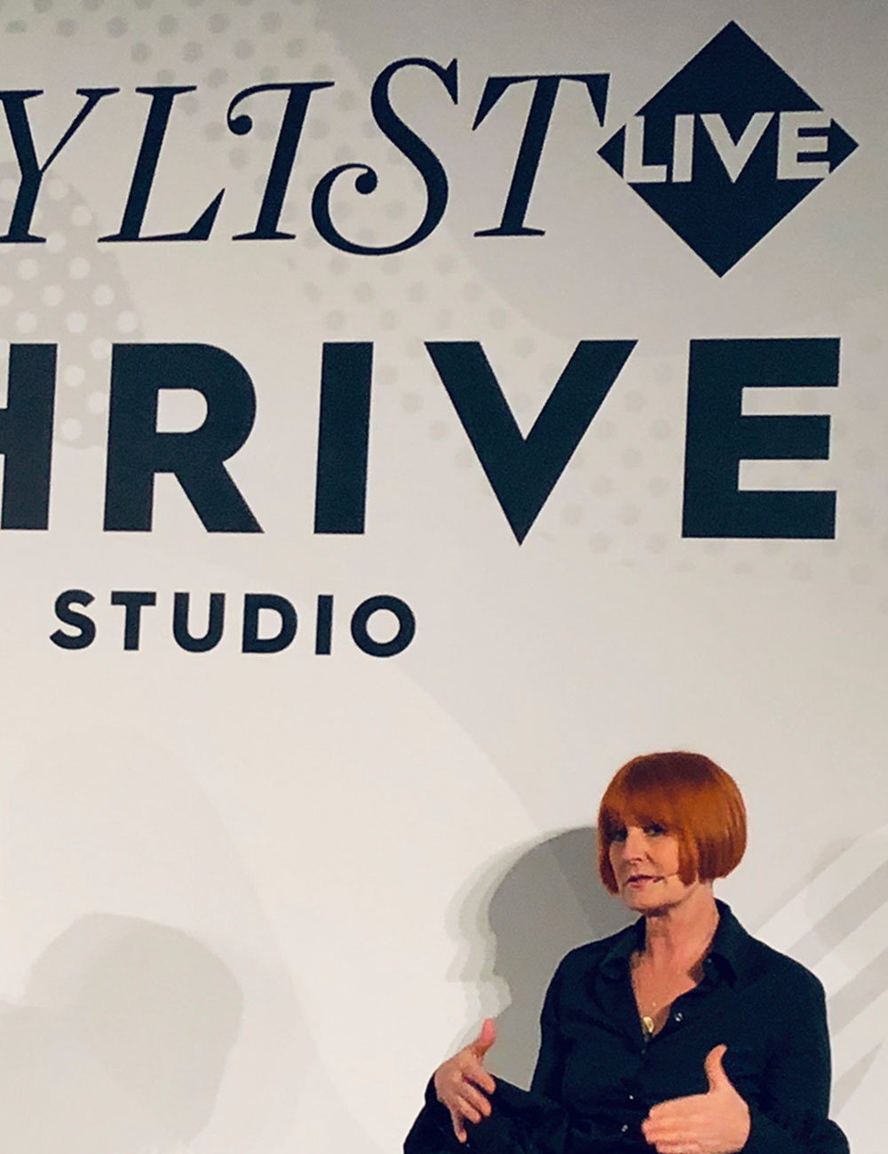 Stylist Live 2018 Mary Portas Talk